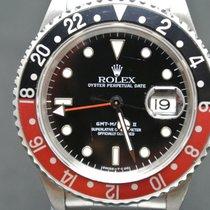 Rolex GMT-Master II 16710 COKE m. Box aus 1996 (Europe Watches)