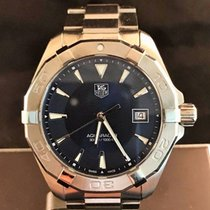 TAG Heuer Aquaracer 300M Blue Dial - Like new - Only Box -