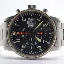 Fortis Flieger Pilot Flightteam Chronograph Tritium