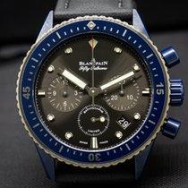 Blancpain 5200-0310-B52A Fifty Fathoms Bathyscaphe Chronograph...
