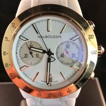 Mauboussin 42mm Automatic pre-owned White