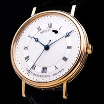 Breguet Classic 18kt. Gold St.Petersburg  Automatic Date Limited