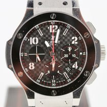Hublot Big Bang 44 mm Steel 44mm Black Arabic numerals United Kingdom, london