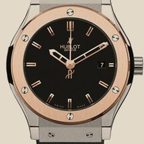 Hublot 45mm Automatic 2014 pre-owned Classic Fusion 45, 42, 38, 33 mm Black