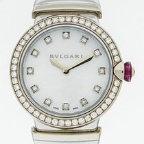 Bulgari 28mm Kvarc 102475 LU28WSPGDSPG/12 nov