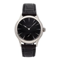 Laurent Ferrier 40mm Automatic pre-owned Black
