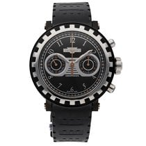 Dewitt Chronograph 43mm Automatic pre-owned Academia Black