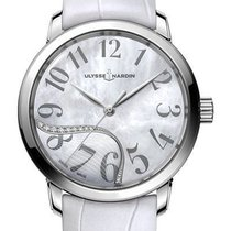 Ulysse Nardin Jade новые Автоподзавод Часы с оригинальными документами и коробкой 8153-201/60-01