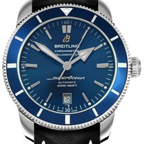 Breitling Superocean Héritage II 42 Steel 42mm Blue United States of America, California, Moorpark