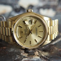 Rolex Day-Date 36 Yellow gold 36mm United Kingdom, Whitby- North Yorkshire