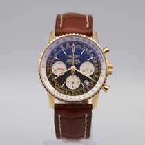Breitling Navitimer pre-owned Leather