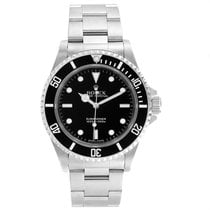 Rolex 14060 Steel 2005 Submariner (No Date) 40mm pre-owned