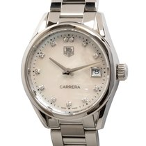 TAG Heuer Carrera Lady Steel 32mm Mother of pearl United States of America, Texas, Austin
