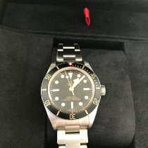 Tudor M79030N-0001 Steel 2019 Black Bay Fifty-Eight 39mm pre-owned