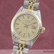 Rolex Lady-Datejust Zlato/Ocel 26mm Zlatá
