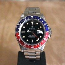 Rolex GMT-Master 16700 1989 подержанные