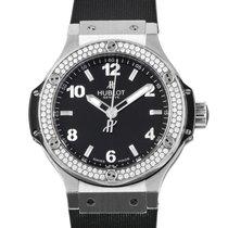 Hublot Women's watch Big Bang 38 mm 38mm Quartz pre-owned Watch with original box and original papers