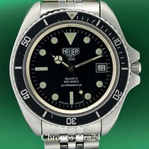 Heuer 980.006L 1985 pre-owned