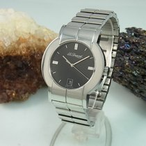 S.T. Dupont Steel 35mm Quartz pre-owned