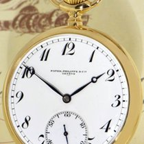 Patek Philippe Very good Yellow gold 49mm Manual winding