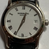 Raymond Weil Don Giovanni Steel 24mm White Roman numerals United States of America, New Jersey, Fair Lawn