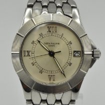 Patek Philippe Neptune Steel 36mm Silver Roman numerals United States of America, Texas, Houston