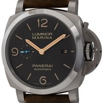 Panerai Luminor Marina 1950 3 Days Automatic Titan 44mm Maron