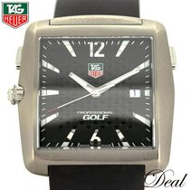 TAG Heuer Professional Golf Watch WAE1111-0 pre-owned