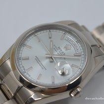 Rolex Day-Date 36 Bleu Belgique, KNOKKE-LE-ZOUTE
