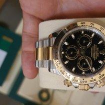 Rolex Daytona Gold/Steel No numerals UAE, Abu Dhabi