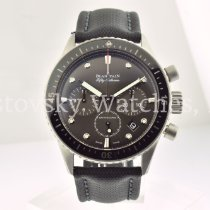 Blancpain Fifty Fathoms Bathyscaphe Steel 43mm Grey No numerals United States of America, California, Beverly Hills