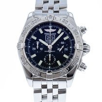 Breitling A44359 Steel Blackbird 44mm pre-owned United States of America, Georgia, Atlanta
