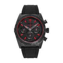 Tudor Fastrider Black Shield Ceramic 42mm Black No numerals United States of America, New York, New York
