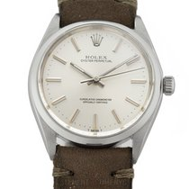 Rolex Oyster Perpetual 34 Steel 34mm Silver United States of America, New York, New York
