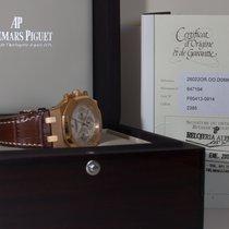 Audemars Piguet New 100% AP 26022 Gold Rose