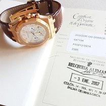 Audemars Piguet Royal Oak Chronograph Oro rosado España, palma de mallorca