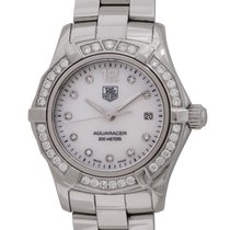 TAG Heuer : Ladies Aquaracer :  WAF1416.BA0813 :  Stainless Steel