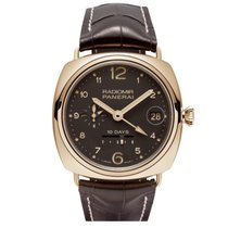 Panerai Special Editions Radiomir 10 Days GMT Oro Rosso Ref....