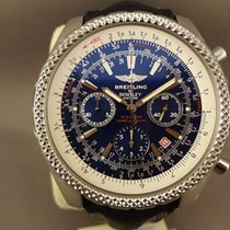 Breitling Bentley Motors tweedehands 48mm Chronograaf Datum Staal
