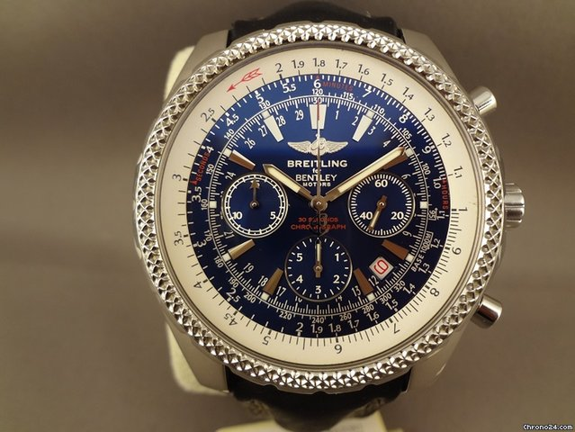 Breitling For Bentley >> Breitling Bentley Motors / 48mm por R$ 15.847 para vender ...