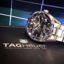 TAG Heuer Carrera Calibre 7 Steel 39mm Black Thailand, Bangkok