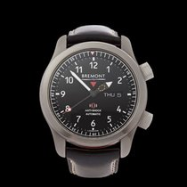 Bremont Martin Baker Stainless Steel Gents MBII/OR - W4515