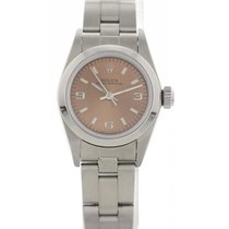 Rolex Oyster Perpetual 67180 Salmond Dial Watch