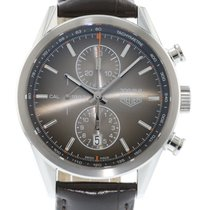 TAG Heuer Carrera Limited Edition CAR2112 Watch with Leather...
