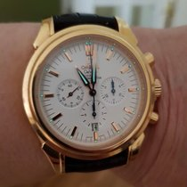 Omega De Ville Co-Axial Chronometer Yellow Gold Automatic 42mm