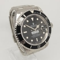 Rolex Submariner Date Steel 40mm Black No numerals United Kingdom, Shrewsbury