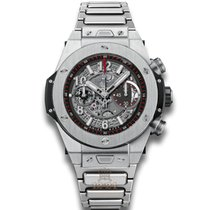 Hublot Chronograph 45mm Automatic new Big Bang Unico Black