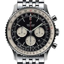 Breitling Steel 46mm Automatic AB0127211B1A1 new