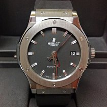 Hublot Classic Fusion 45, 42, 38, 33 mm Titanium 45mm Black No numerals United Kingdom, Wilmslow