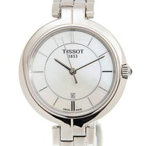 Tissot Flamingo Steel 26mm White